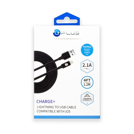 Picture of Charge+ Lightning to USB Cable
