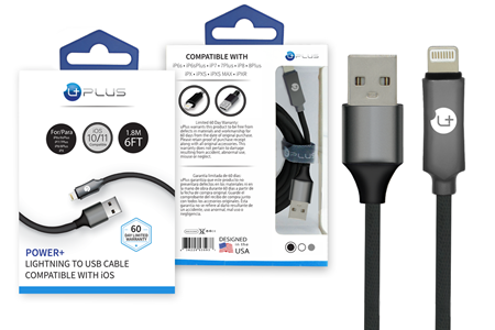 Picture of Power+ Lightning to USB Cable